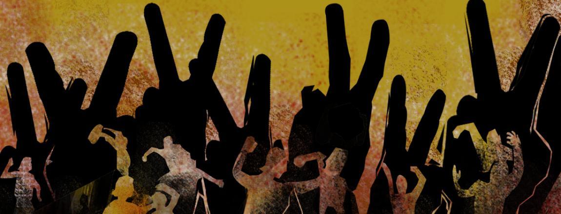 Активисты-защитники насилия: мимикрия как способ манипуляции